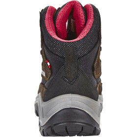 Dachstein Schober MC GTX Hiking Shoes Damen dark brown/cranberry